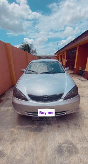 Toyota Camry 2003 Silver | Cars for sale in Ogun State, Ado-Odo/Ota