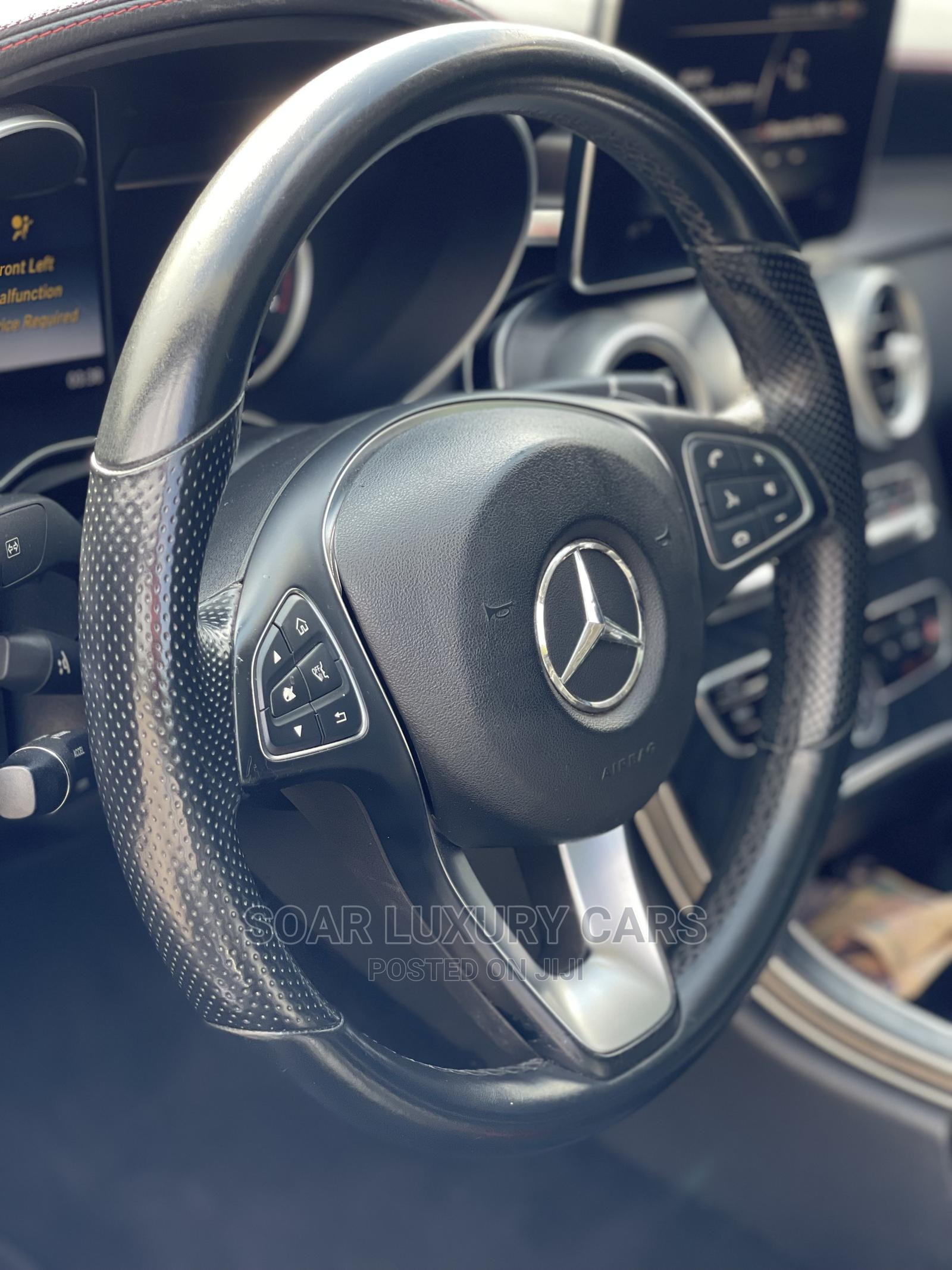 Mercedes-Benz C300 2016 Black   Cars for sale in Central Business District, Abuja (FCT) State, Nigeria