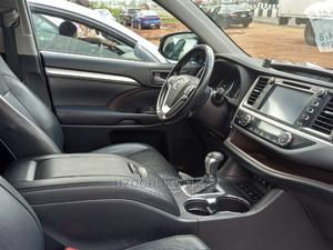 Toyota Highlander 2015 Black   Cars for sale in Lagos State, Oshodi