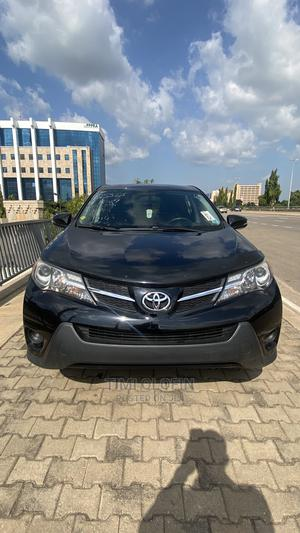 Toyota RAV4 2015 Black | Cars for sale in Abuja (FCT) State, Central Business District