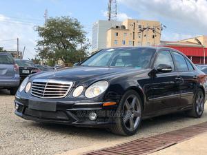 Mercedes-Benz E350 2008 Black | Cars for sale in Abuja (FCT) State, Mabushi