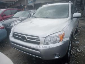 Toyota RAV4 2005 4x4 Silver | Cars for sale in Lagos State, Amuwo-Odofin
