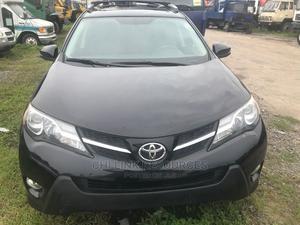 Toyota RAV4 2015 Black | Cars for sale in Lagos State, Ojo