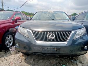 Lexus RX 2010 Gray | Cars for sale in Lagos State, Amuwo-Odofin