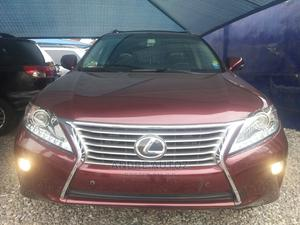 Lexus RX 2014 350 AWD Red   Cars for sale in Lagos State, Isolo