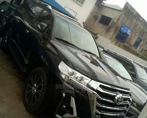 Toyota Land Cruiser 2008 5.7 V8 VX-S Black | Cars for sale in Lagos State, Ikeja