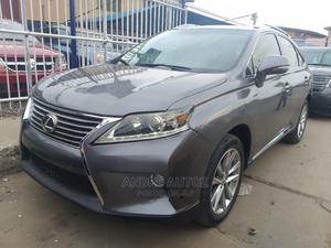 Lexus RX 2015 350 AWD Gray | Cars for sale in Lagos State, Isolo