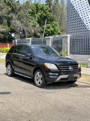 Mercedes-Benz M Class 2013 ML 350 4Matic Black   Cars for sale in Abuja (FCT) State, Central Business District