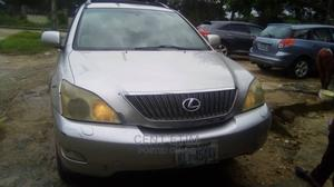 Lexus RX 2005 330 Silver | Cars for sale in Akwa Ibom State, Uyo