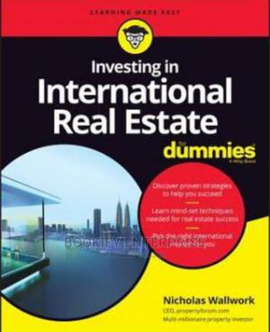 Investing in International Real Estate for Dummies | Books & Games for sale in Lagos State, Surulere