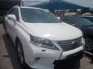 Lexus RX 2013 350 AWD White | Cars for sale in Lagos State, Amuwo-Odofin