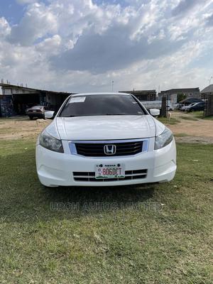 Honda Accord 2009 2.0 I-Vtec Automatic White | Cars for sale in Abuja (FCT) State, Jahi