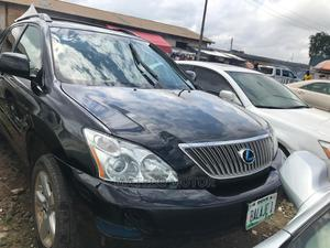 Lexus RX 2004 300 4WD Black   Cars for sale in Lagos State, Abule Egba
