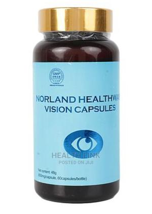 Vision Vitale Capsule. Eradicate All Eye Problem Permanently | Vitamins & Supplements for sale in Lagos State, Ikoyi