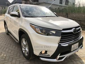 Toyota Highlander 2014 White | Cars for sale in Lagos State, Amuwo-Odofin