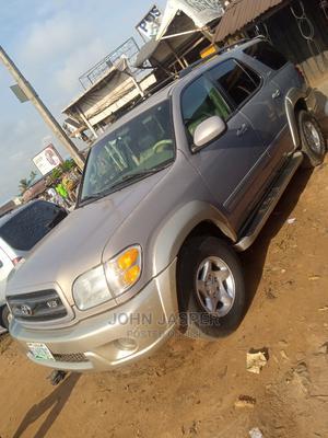 Toyota Sequoia 2002   Cars for sale in Edo State, Benin City