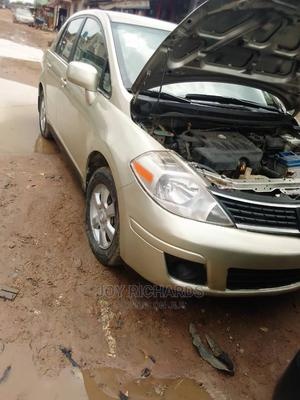 Nissan Versa 2008 Gold   Cars for sale in Lagos State, Alimosho