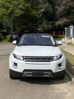Land Rover Range Rover Evoque 2015 White | Cars for sale in Abuja (FCT) State, Garki 1
