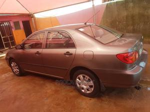 Toyota Corolla 2004 Gray | Cars for sale in Ogun State, Sagamu
