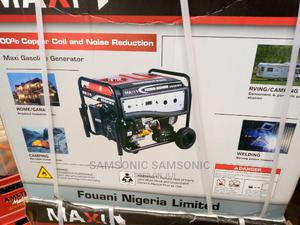 MAXI GENERATOR E3300e2 6kva 100% Copper | Electrical Equipment for sale in Lagos State, Gbagada