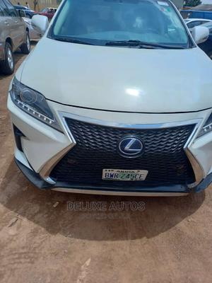 Lexus RX 2014 350 AWD White | Cars for sale in Oyo State, Ibadan