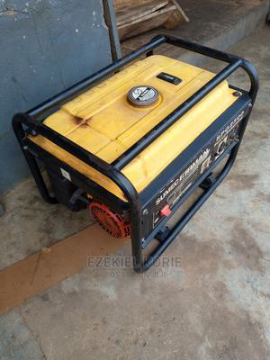 Sumec Firman Gx160,Big Coil Generator.   Electrical Equipment for sale in Lagos State, Ikorodu