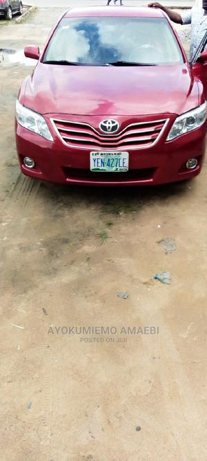 Toyota Camry 2008 Red | Cars for sale in Bayelsa State, Yenagoa