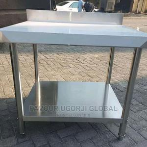Worling Table 4feet   Restaurant & Catering Equipment for sale in Lagos State, Ikeja