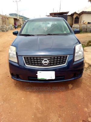 Nissan Sentra 2008 2.0 SL Blue   Cars for sale in Abuja (FCT) State, Dutse-Alhaji
