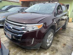 Ford Edge 2011 Burgandy   Cars for sale in Lagos State, Ifako-Ijaiye