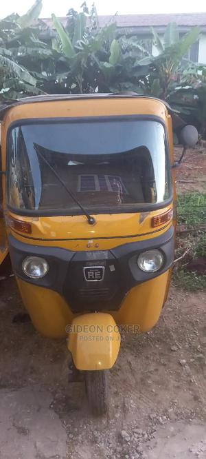 New Bajaj RE 2018 Yellow | Motorcycles & Scooters for sale in Lagos State, Ikeja