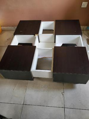 Fairly Used Tv Stand and Center Table | Furniture for sale in Lagos State, Lekki