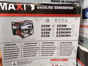 MAXI GENERATOR E20k 4.5kva 100% Copper | Electrical Equipment for sale in Lagos State, Ikorodu