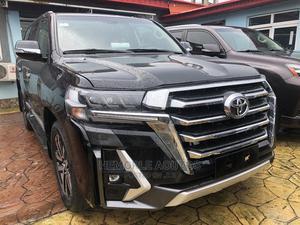 Toyota Land Cruiser 2017 5.7 V8 VXR Black   Cars for sale in Lagos State, Ogba
