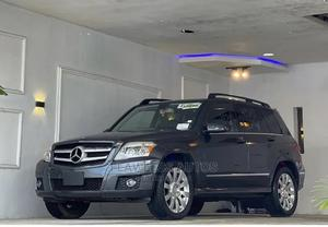 Mercedes-Benz GLK-Class 2010 350 Gray   Cars for sale in Lagos State, Isolo