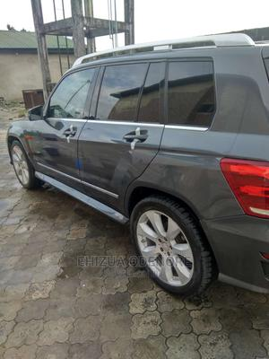 Mercedes-Benz GLK-Class 2012 350 4MATIC Gray | Cars for sale in Delta State, Uvwie