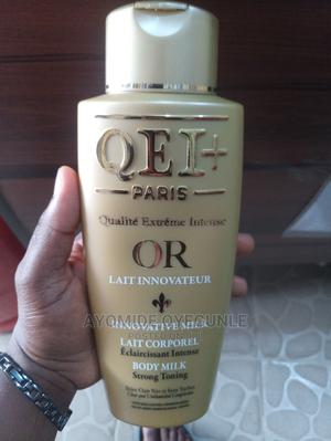 QEI+ Paris OR Quality Extreme Intense Innovative Milk | Skin Care for sale in Lagos State, Surulere
