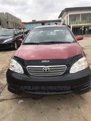 Toyota Corolla 2004 Red | Cars for sale in Lagos State, Agege