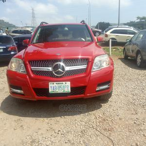 Mercedes-Benz GLK-Class 2011 350 4MATIC Red | Cars for sale in Abuja (FCT) State, Gwarinpa