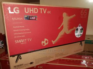 """LG 65"""" Smart Internet TV With Netflix, Youtube, Browsers 