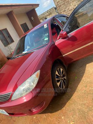 Toyota Camry 2006 Red | Cars for sale in Osun State, Ilesa