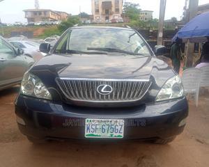 Lexus RX 2007 350 4x4 Black | Cars for sale in Lagos State, Ikorodu