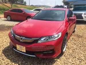 Honda Accord 2016 Red | Cars for sale in Abuja (FCT) State, Gwarinpa