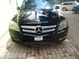 Mercedes-Benz GLK-Class 2010 350 4MATIC Black | Cars for sale in Abuja (FCT) State, Garki 2