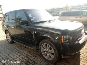 Land Rover Range Rover 2012 Black | Cars for sale in Lagos State, Ajah