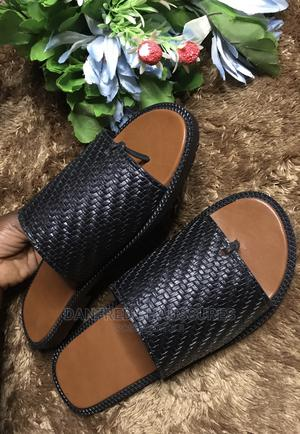 Handmade Palm Slippers | Shoes for sale in Plateau State, Jos