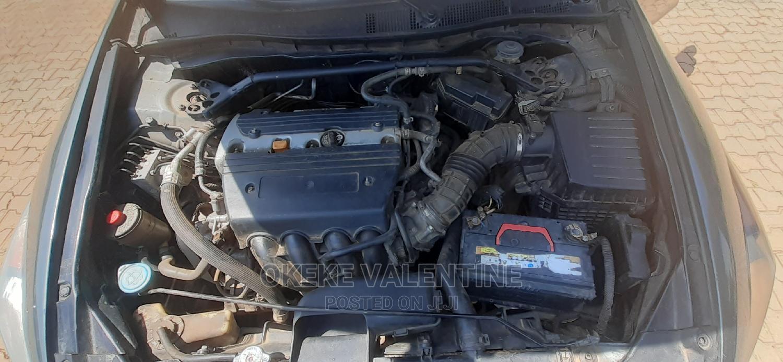 Archive: Honda Accord 2009 2.4 Green