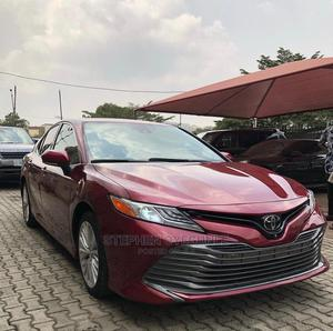 Toyota Camry 2018 Red   Cars for sale in Lagos State, Ikeja