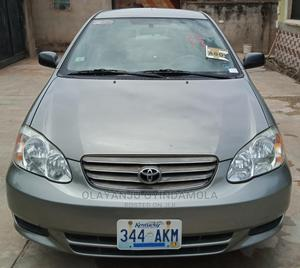 Toyota Corolla 2003 Gray   Cars for sale in Osun State, Osogbo