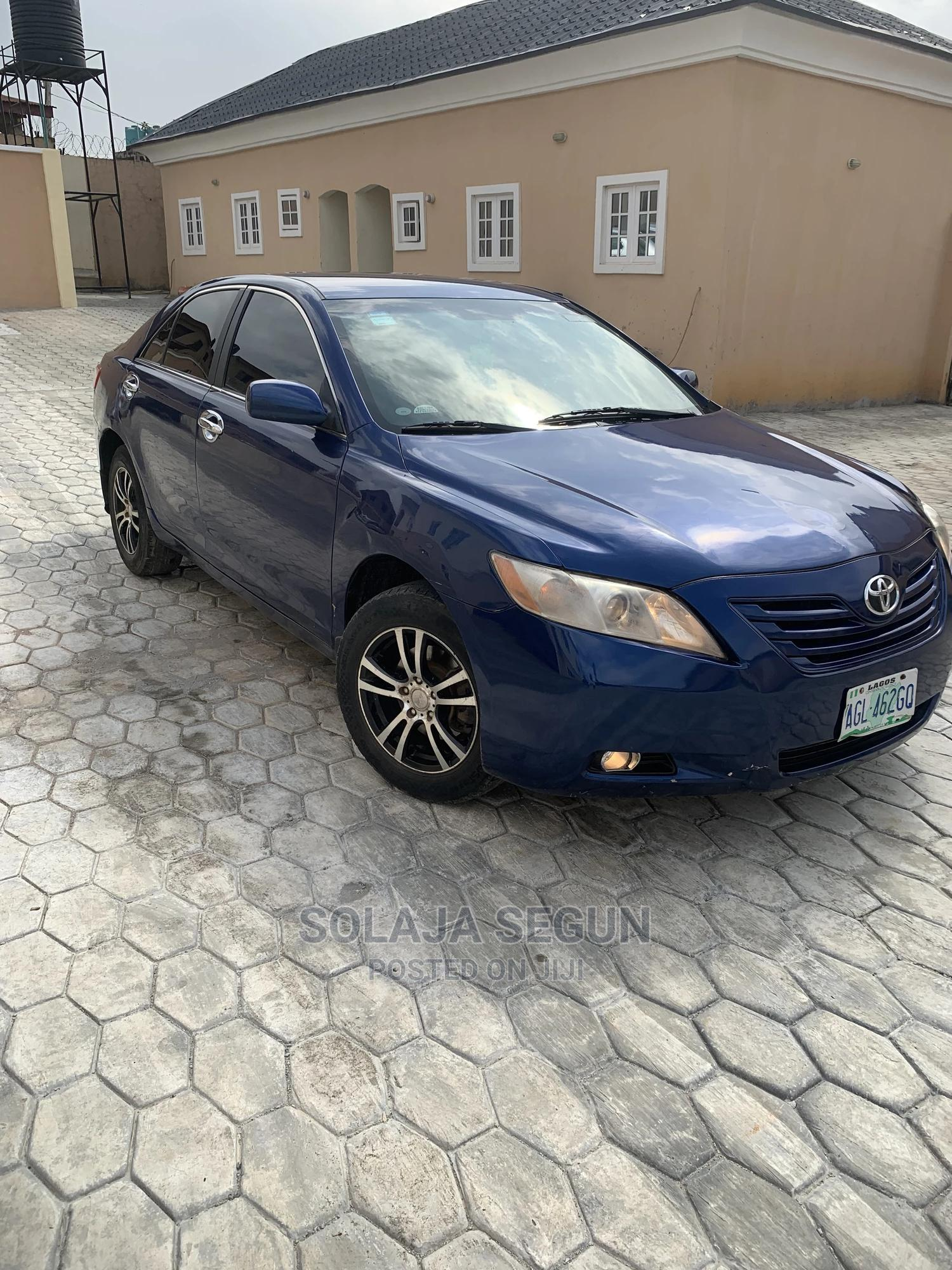 Toyota Camry 2008 2.4 LE Blue